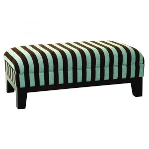 Vicotoriana Bali Ottoman by Leisure Lounge.
