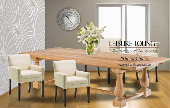 Choosing The Right Dining Chairs For Your HomeLeisure Lounge