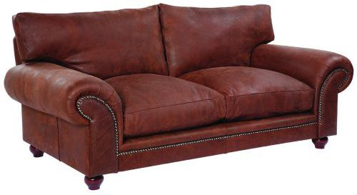 Leather Couches - Leisure Lounge Kudu Leather Couch