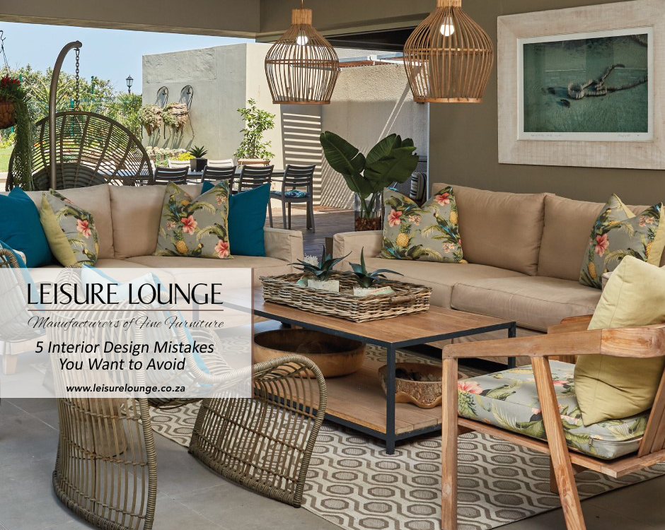 Leisure Lounge furniture