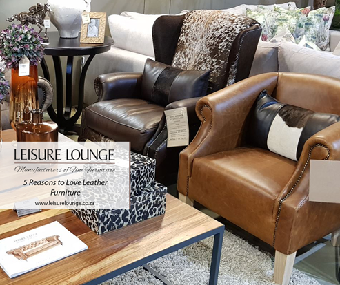 designer leather furniture