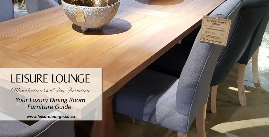 Elegant and simple dining room table set-up ready to be enjoyed